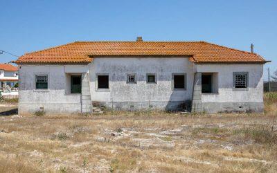 """Casa Florestal de Praia – """"Posto GNR na Praia de Vieira"""""""